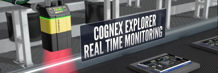 Стационарные считыватели Cognex серии DataMan 300/360