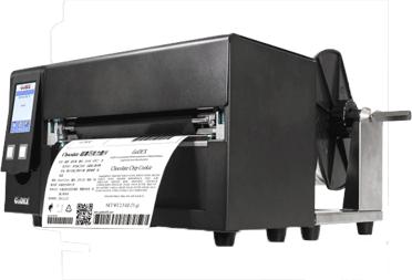 Широкоформатный термотрансферный принтер GoDEX HD820i / HD830i