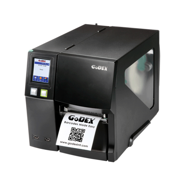 Термотрансферный принтер GoDEX ZX1200i / ZX1300i / ZX1600i