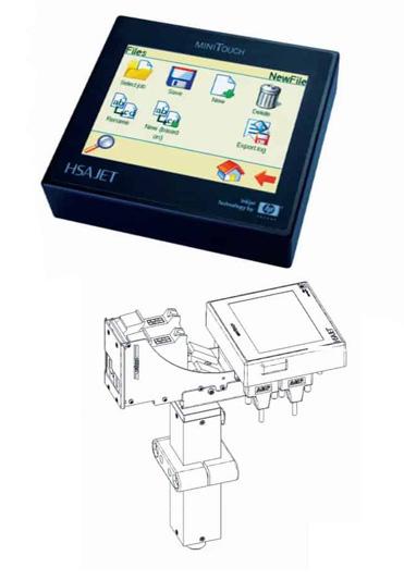 Термоструйный принтер HSA Minitouch