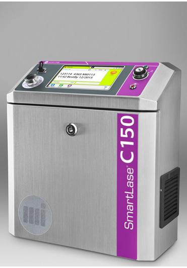 Лазерный маркировочный принтер C150