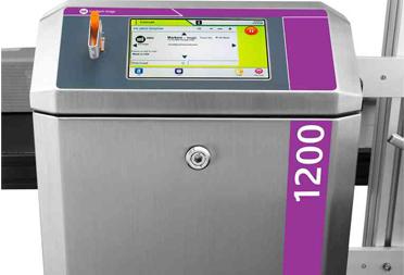 Термоструйный принтер Markem-Imaje 1200