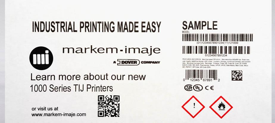 Термоструйный принтер Markem-Imaje 1050