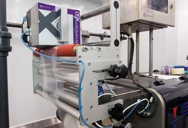 Термотрансферный принтер Markem-Imaje Smart Date X60/128