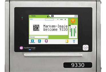 Каплеструйный принтер Markem-Imaje 9330